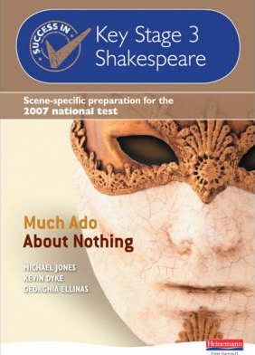 Success in Shakespeare: Much Ado About Nothing (8-Pack)