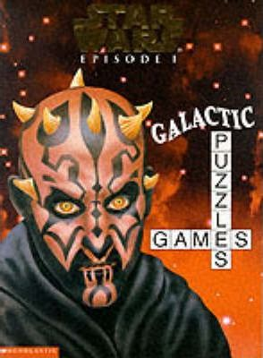 Galactic Puzzles and Games Book: Galactic Puzzles and Games Book