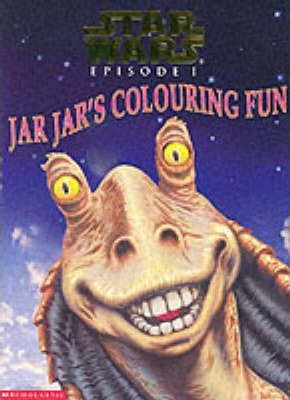 Jar Jar's Colouring Fun