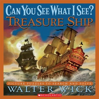Can You See What I See: Treasure Ship