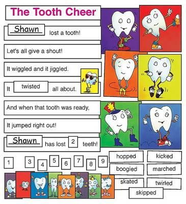 Scholastic Interactive Pocket Charts: Teeth
