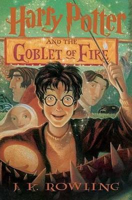 Harry Potter and the Goblet of Fire: Book 4