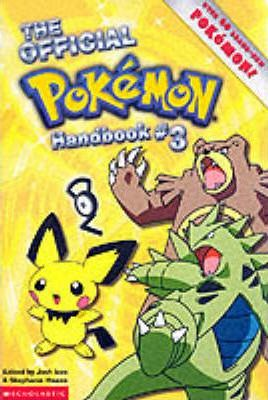 The Official Pokemon Handbook III