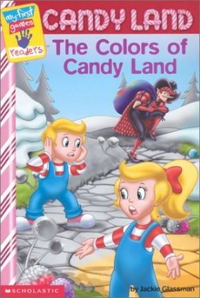 Candyland  The Colors of Candy Land