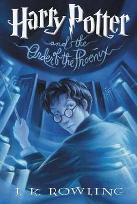 Harry Potter and the Order of the Phoenix: Book 5 Cover Image
