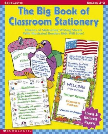 The Big Book of Classroom Stationery
