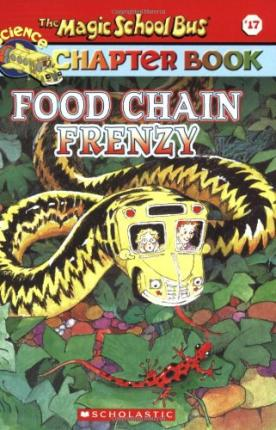 Library Book: Food Chain Frenzy