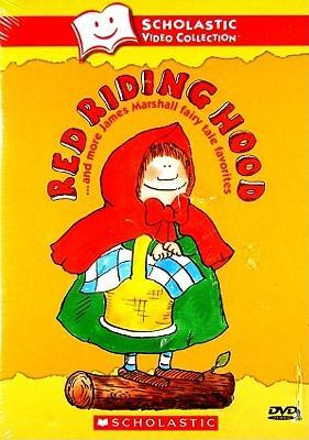 Red Riding Hood & More James Marshall Fairy Tale Favorites