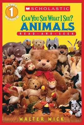 Can You See What I See?: Level 1: Animals