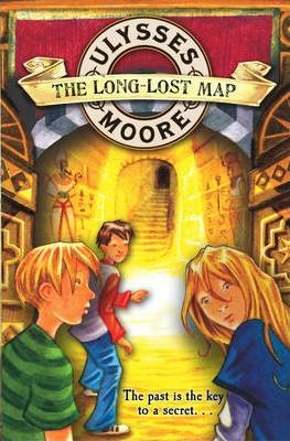 Ulysses Moore and the Long-lost Map
