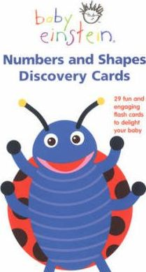 Numbers and Shapes Discovery Cards