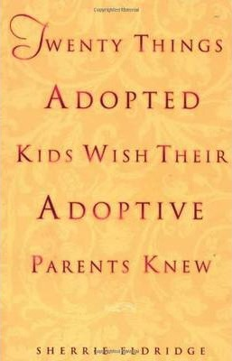 Twenty Things Adopted Kids Cover Image