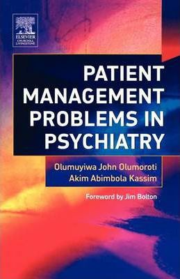 Patient Management Problems in Psychiatry