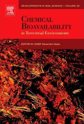 Chemical Bioavailability in Terrestrial Environments: Volume 32