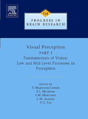 Visual Perception Part 1: Volume 154