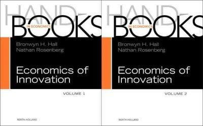 Handbook of the Economics of Innovation Set