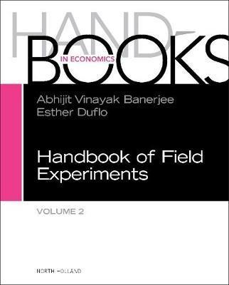 Handbook of Field Experiments: Volume 2