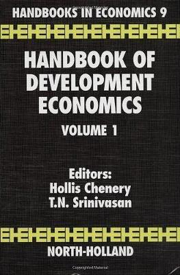 Handbook of Development Economics: Volume 1