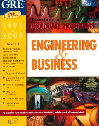 The Directory of Graduate Programs