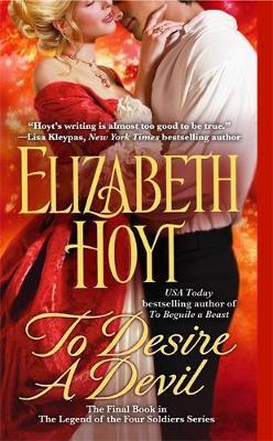 To Desire A Devil : Number 4 in series