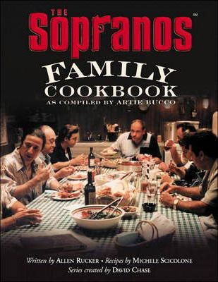 """The Sopranos"" Family Cookbook"