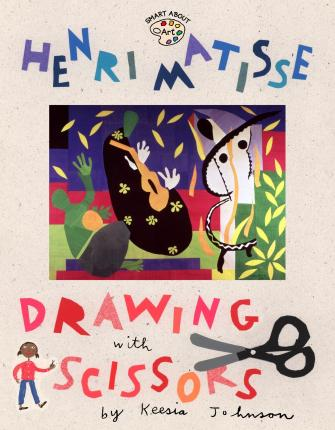 Henri Matisse:Drawing with Scissors (Om)