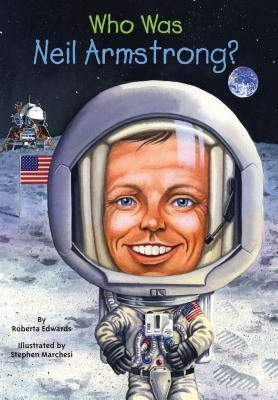 Who Was Neil Armstrong? Cover Image