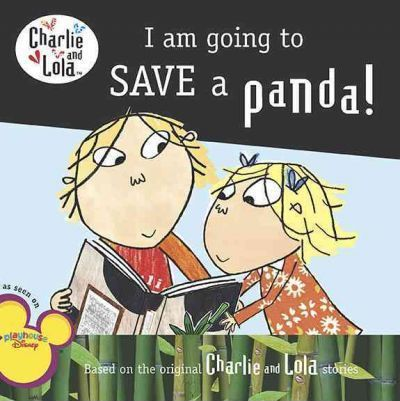 I Am Going to Save a Panda!