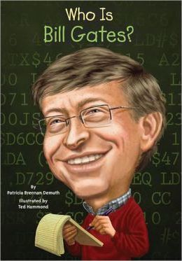 Bill gates biography for students