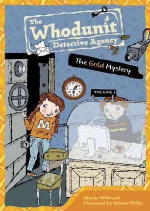 The Gold Mystery Cover Image