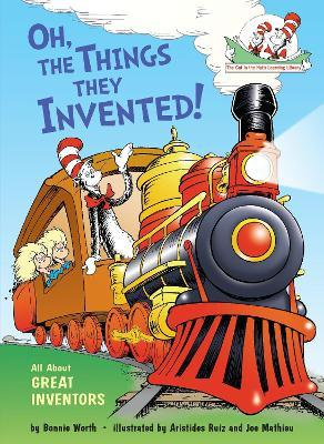 Oh, the Things They Invented! Cover Image