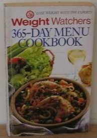 Weight-watchers' 365 Day Menu Cook Book