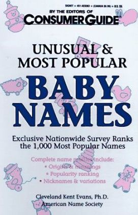 Unusual & Most Popular Baby Names