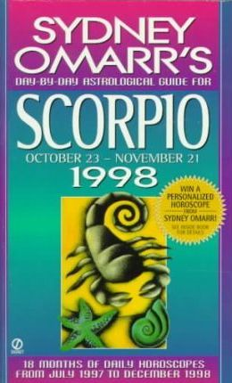 Sydney Omarr's Day-By-Day Astrological Guide For Scorpio 1993