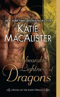 The Unbearable Lightness Of Dragons Cover Image