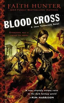Blood Cross Cover Image