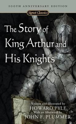 The Story Of King Arthur And His Knights Cover Image