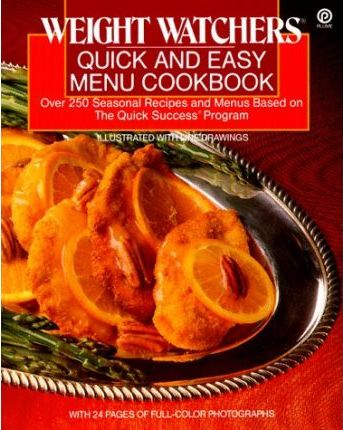 Weight Watchers Quick And Easy Menus