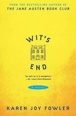 Wit's End Cover Image