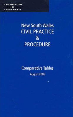 NSW Civil Practice and Procedure