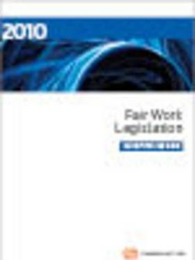 Fair Work Legislation 2010