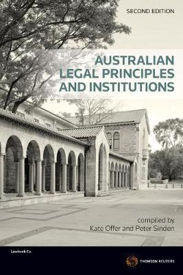 Australian Legal Principles and Institutions