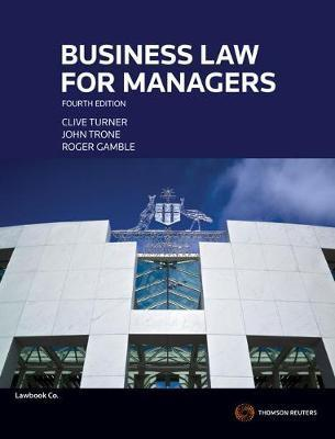 Business Law for Managers