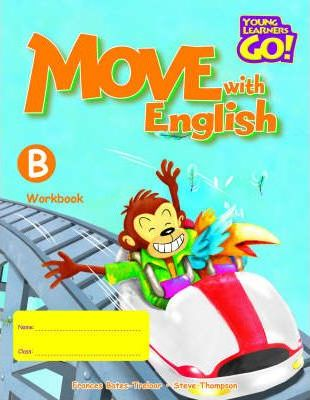 Move with English: Workbook B