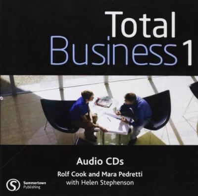 Total Business 1 Class Audio CD