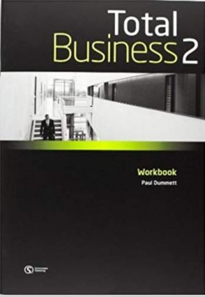 Total Business 2 Workbook with Key