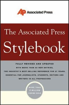 AP Stylebook and Briefing on Media Law
