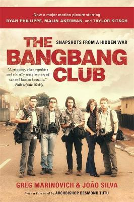 Bang-Bang Club, Movie Tie-in
