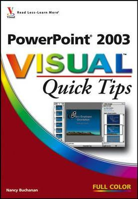 PowerPoint 2003 Visual Quick Tips