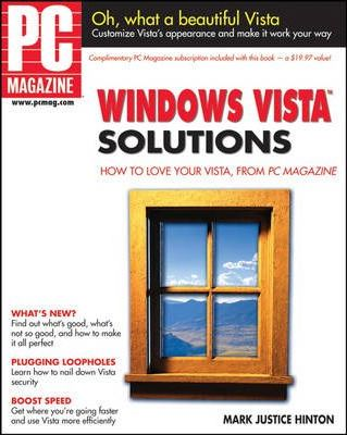 """PC Magazine"" Windows Vista Solutions"